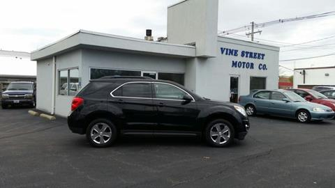 2012 Chevrolet Equinox $11,995