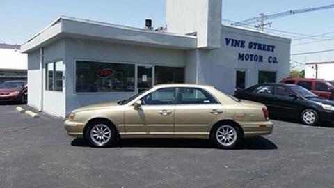 2001 Hyundai XG300 for sale in Urbana, IL
