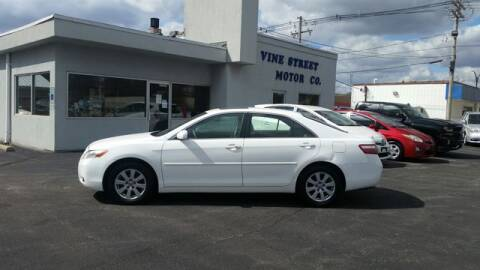 2007 Toyota Camry for sale at VINE STREET MOTOR CO in Urbana IL