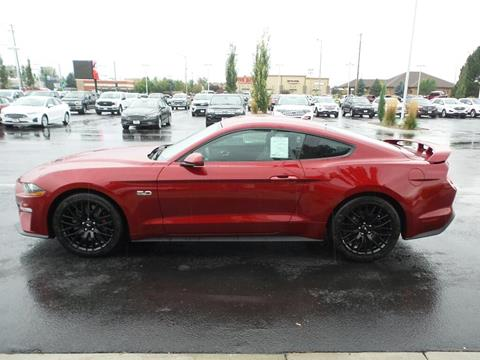 2019 Ford Mustang for sale in Pocatello, ID