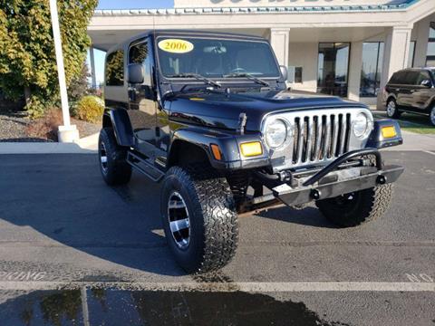 2006 Jeep Wrangler for sale in Pocatello, ID
