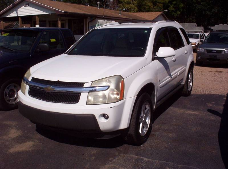 2006 Chevrolet Equinox For Sale At LAKESIDE MOTORS LLC In Houghton Lake MI