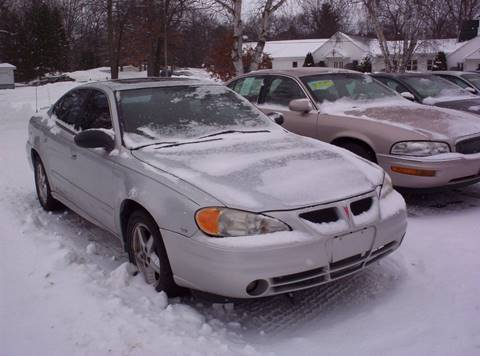 2004 Pontiac Grand Am for sale in Houghton Lake, MI