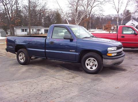 2002 Chevrolet Silverado 1500 for sale in Houghton Lake, MI
