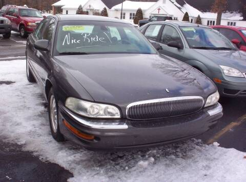 2003 Buick Park Avenue for sale at LAKESIDE MOTORS LLC in Houghton Lake MI