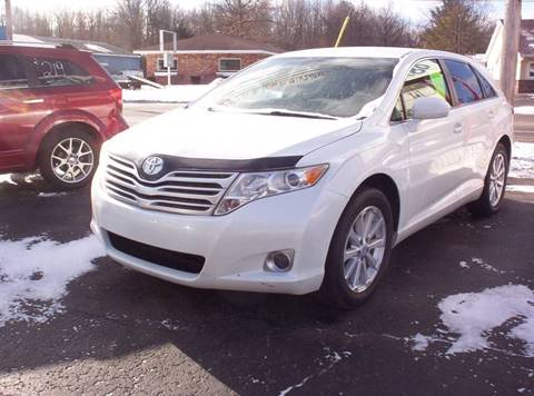 2009 Toyota Venza AWD 4cyl for sale at LAKESIDE MOTORS LLC in Houghton Lake MI