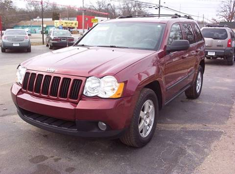 2008 Jeep Grand Cherokee Laredo for sale at LAKESIDE MOTORS LLC in Houghton Lake MI