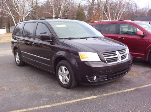 2010 Dodge Grand Caravan SXT for sale at LAKESIDE MOTORS LLC in Houghton Lake MI