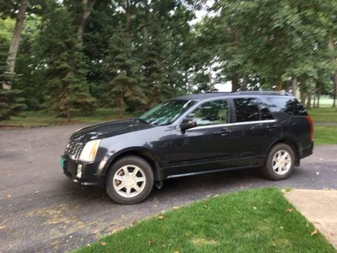 2005 Cadillac SRX for sale at Hoss Sage City Motors, Inc in Monticello IL