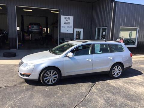 2007 Volkswagen Passat for sale at Hoss Sage City Motors, Inc in Monticello IL