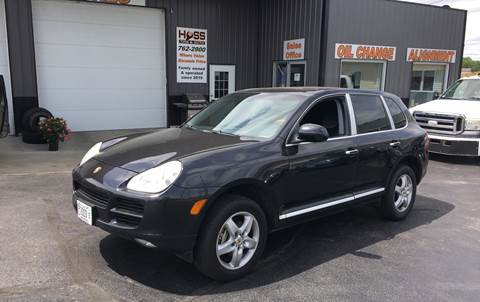 2006 Porsche Cayenne for sale in Monticello, IL