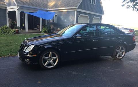 2009 Mercedes-Benz E-Class for sale at Hoss Sage City Motors, Inc in Monticello IL