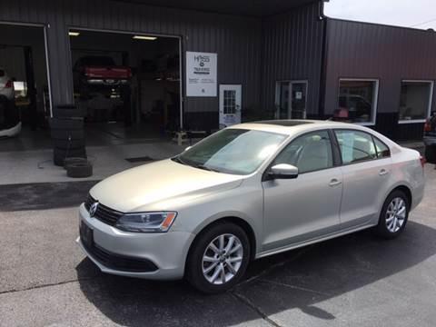 2011 Volkswagen Jetta for sale at Hoss Sage City Motors, Inc in Monticello IL