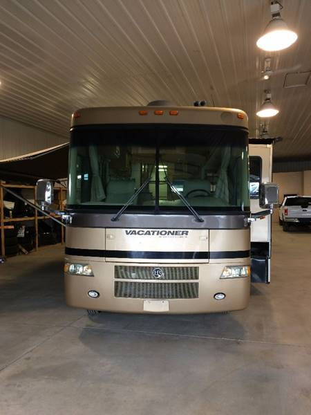 2004 Holiday Rambler Vacationer M-37PCT Ford - Crete IL