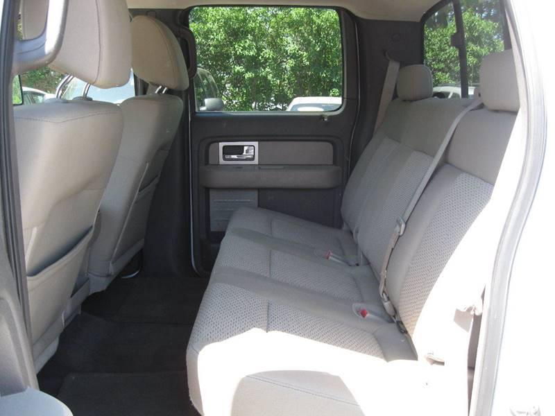 2009 Ford F-150 4x4 XLT 4dr SuperCrew Styleside 6.5 ft. SB - Crete IL