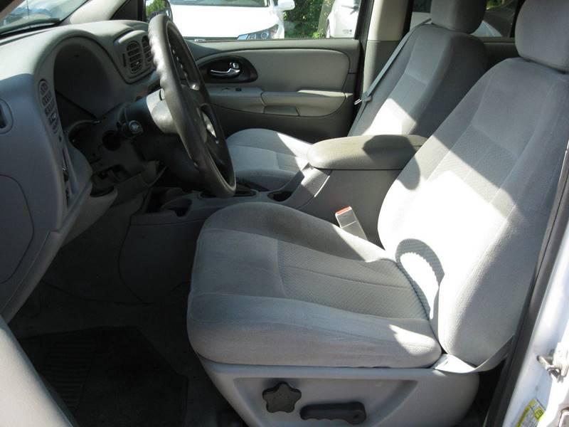 2007 Chevrolet TrailBlazer LS 4dr SUV 4WD - Crete IL
