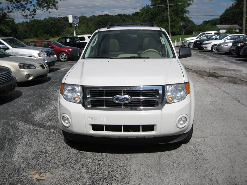 2012 Ford Escape AWD XLT 4dr SUV - Crete IL