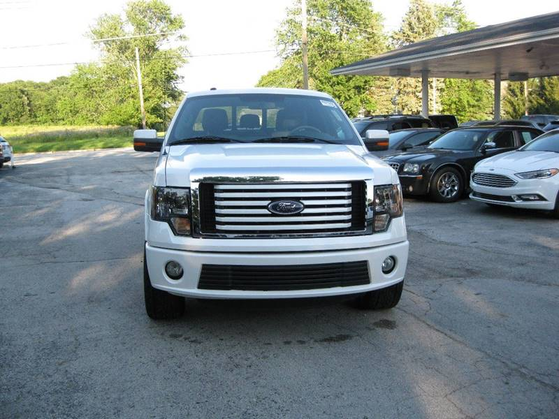 2011 Ford F-150 4x4 Lariat Limited 4dr SuperCrew Styleside 5.5 ft. SB - Crete IL