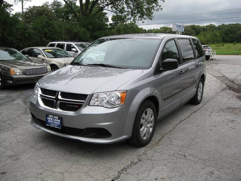 2016 Dodge Grand Caravan SE 4dr Mini-Van - Crete IL