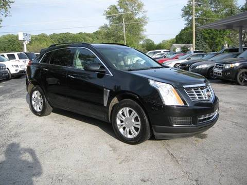 2014 Cadillac SRX for sale in Crete, IL