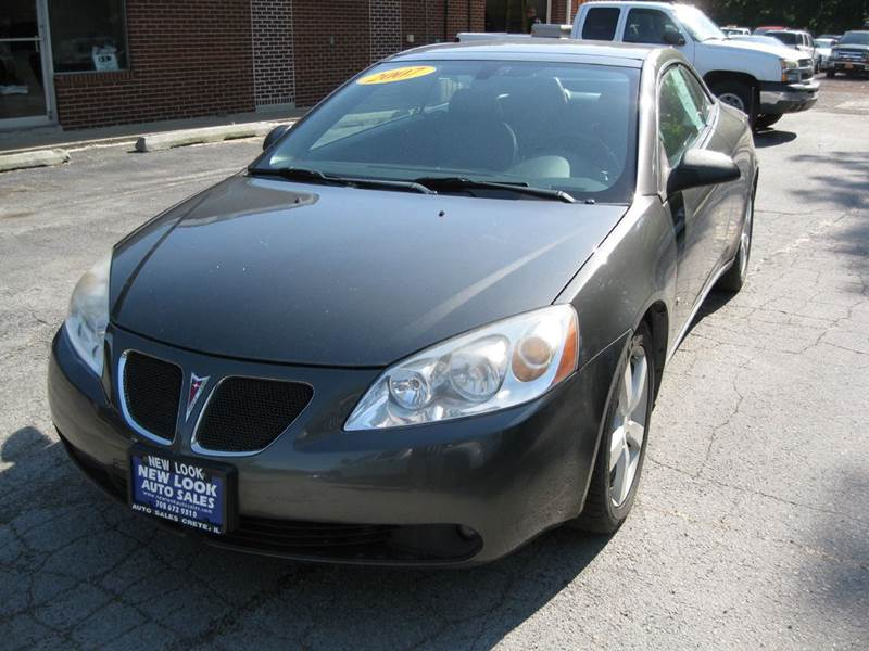 2007 Pontiac G6 GT 2dr Convertible - Crete IL