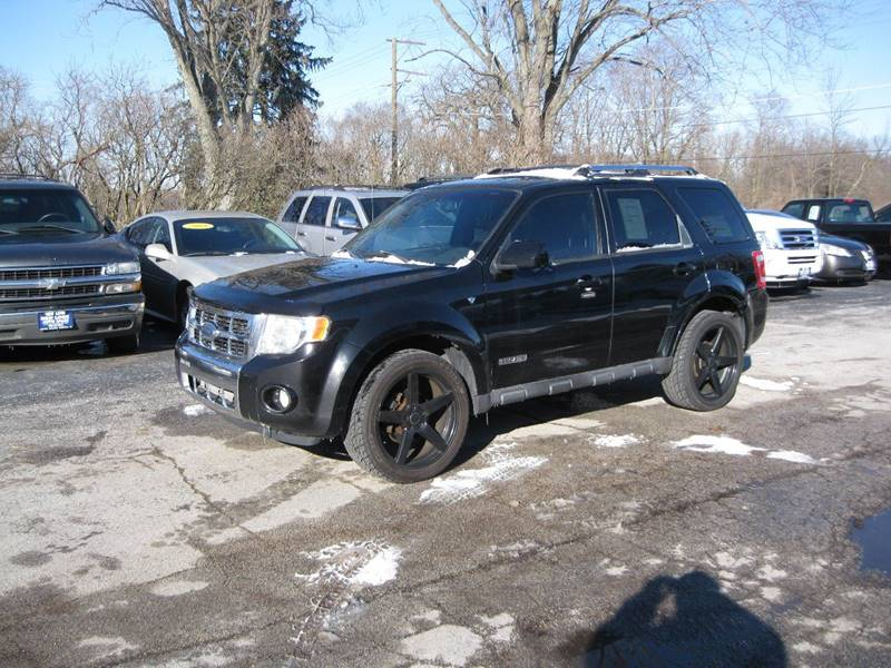 2008 Ford Escape AWD Limited 4dr SUV - Crete IL