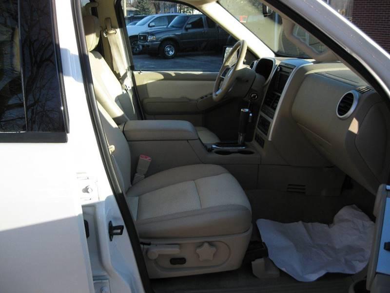 2008 Mercury Mountaineer 4x2 Premier 4dr SUV V8 - Crete IL
