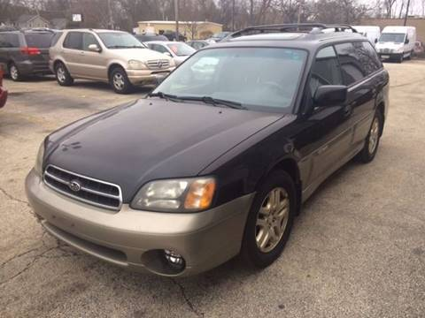 2000 Subaru Outback For Sale Carsforsale Com