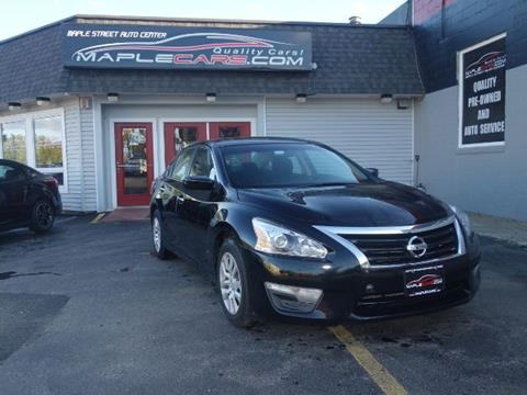 2014 Nissan Altima for sale in Marlborough, MA