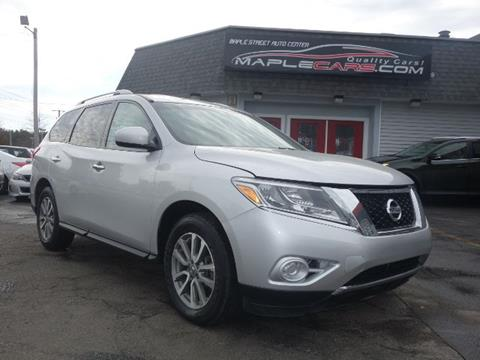 2013 Nissan Pathfinder for sale in Marlborough, MA