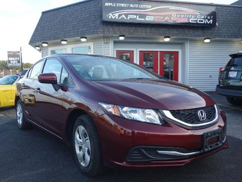 2015 Honda Civic for sale in Marlborough, MA