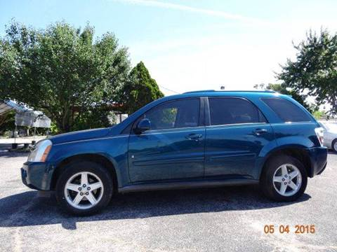 2006 Chevrolet Equinox for sale at HOUSTON'S BEST AUTO SALES in Houston TX
