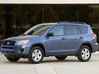 2008 Toyota RAV4 for sale at HOUSTON'S BEST AUTO SALES in Houston TX
