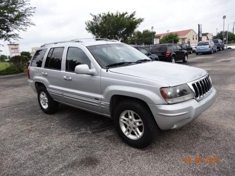 2004 Jeep Grand Cherokee for sale at HOUSTON'S BEST AUTO SALES in Houston TX