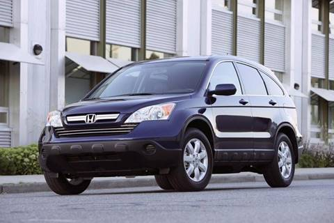 2009 Honda CR-V for sale at HOUSTON'S BEST AUTO SALES in Houston TX