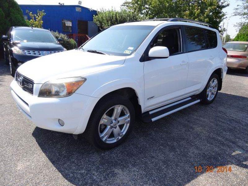 Suv Auto Sales Houston Tx: 2006 Toyota Rav4 Sport 4dr SUV W/V6 In Houston TX