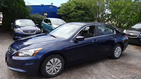 2012 Honda Accord for sale in Houston, TX