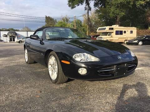 2002 Jaguar XK-Series for sale in Petersburg, FL