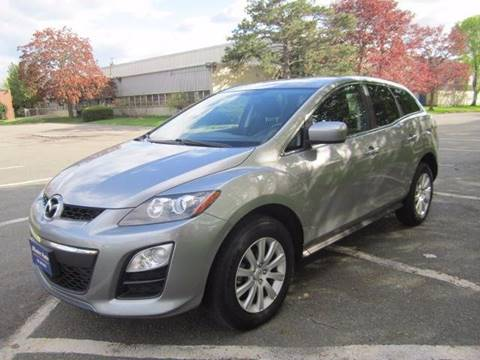 2011 Mazda CX-7 for sale at Master Auto in Revere MA