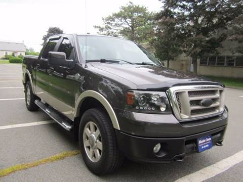 2007 Ford F-150 for sale at Master Auto in Revere MA