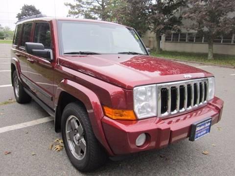 2007 Jeep Commander for sale at Master Auto in Revere MA