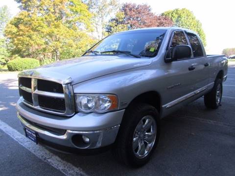 2005 Dodge Ram Pickup 1500 for sale at Master Auto in Revere MA