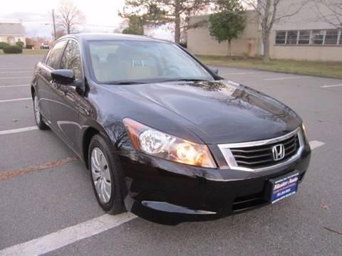 2008 Honda Accord for sale at Master Auto in Revere MA