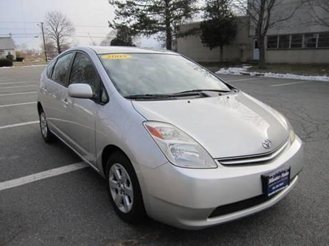 2005 Toyota Prius for sale at Master Auto in Revere MA