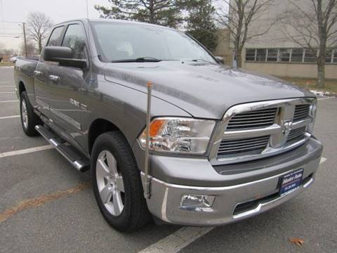 2010 Dodge Ram Pickup 1500 for sale at Master Auto in Revere MA
