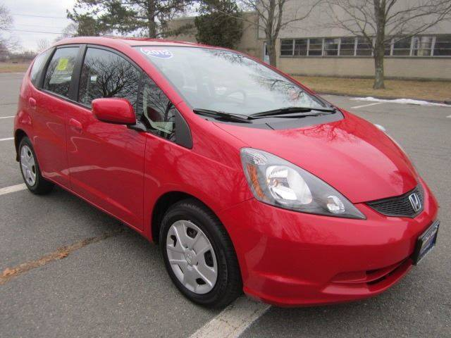 2012 Honda Fit for sale at Master Auto in Revere MA