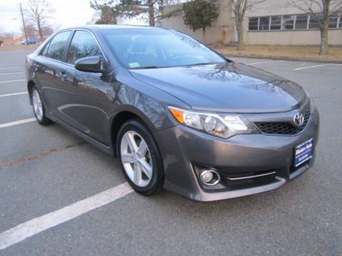 2013 Toyota Camry for sale at Master Auto in Revere MA