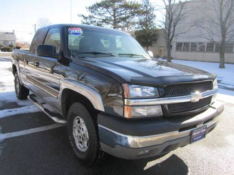 2003 Chevrolet Silverado 1500 for sale at Master Auto in Revere MA
