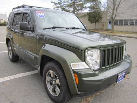 2008 Jeep Liberty for sale at Master Auto in Revere MA