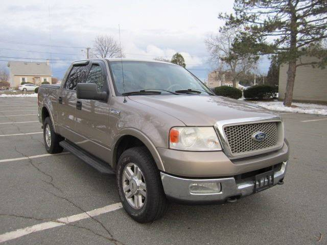 2004 ford f150 lariat 4x4